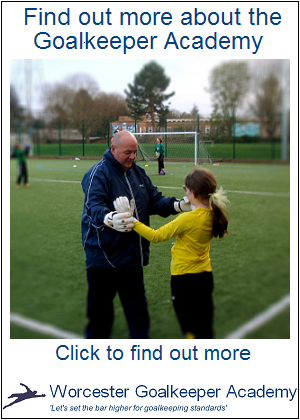 Worcester Goalkeeper Academy Web Site